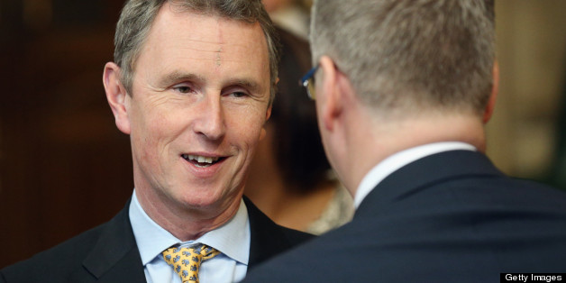 A third man has made allegations against Nigel Evans.