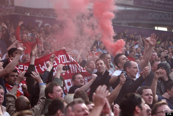 manchester united fans david moyes