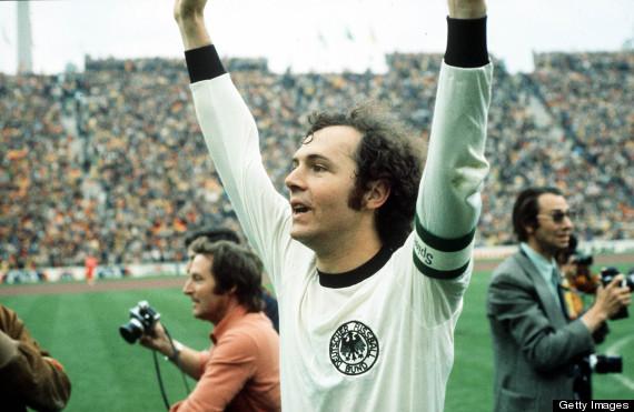 franz beckenbauer world cup 1974