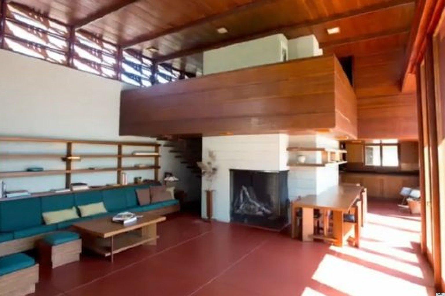 Frank Lloyd Wright Interior Design Are Frank Lloyd Wrightdesigned Houses More Hassle Than They're