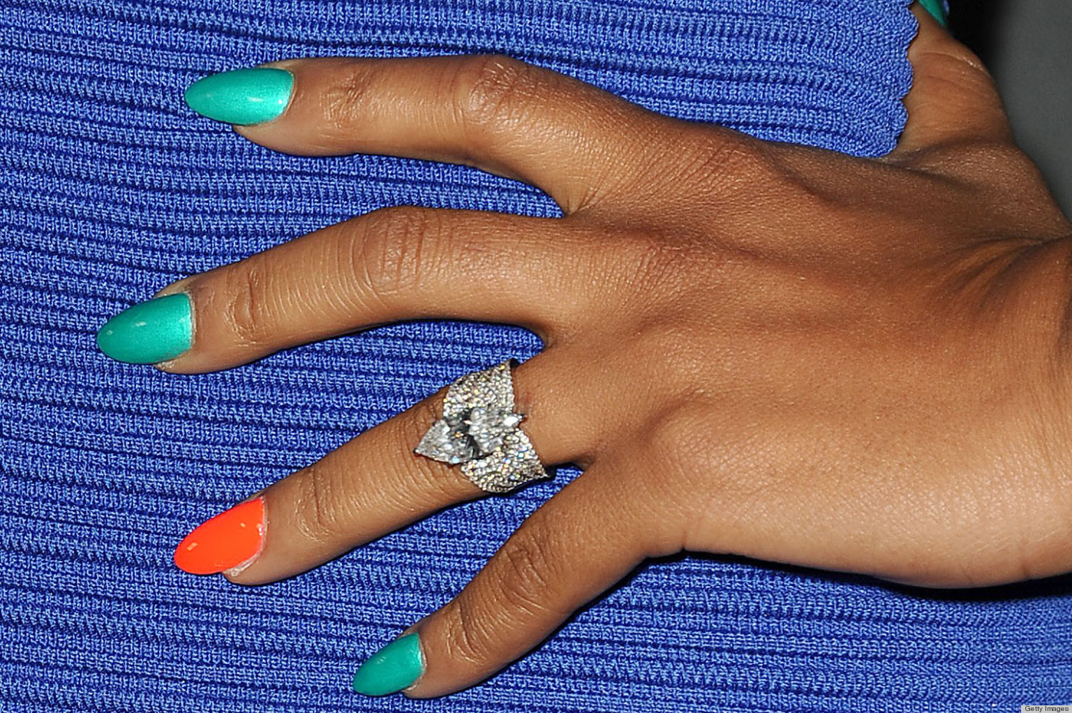 The Best Nail Polish Colors For Tanned Skin (PHOTOS) | HuffPost
