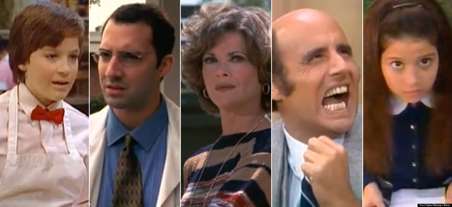 arrested development casts early roles before they were