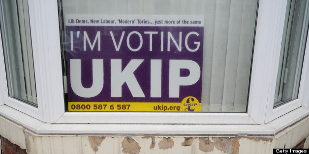 The parents reportedly had their children removed because of their membership of Ukip