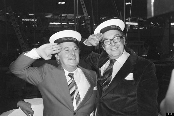 morecambe wise