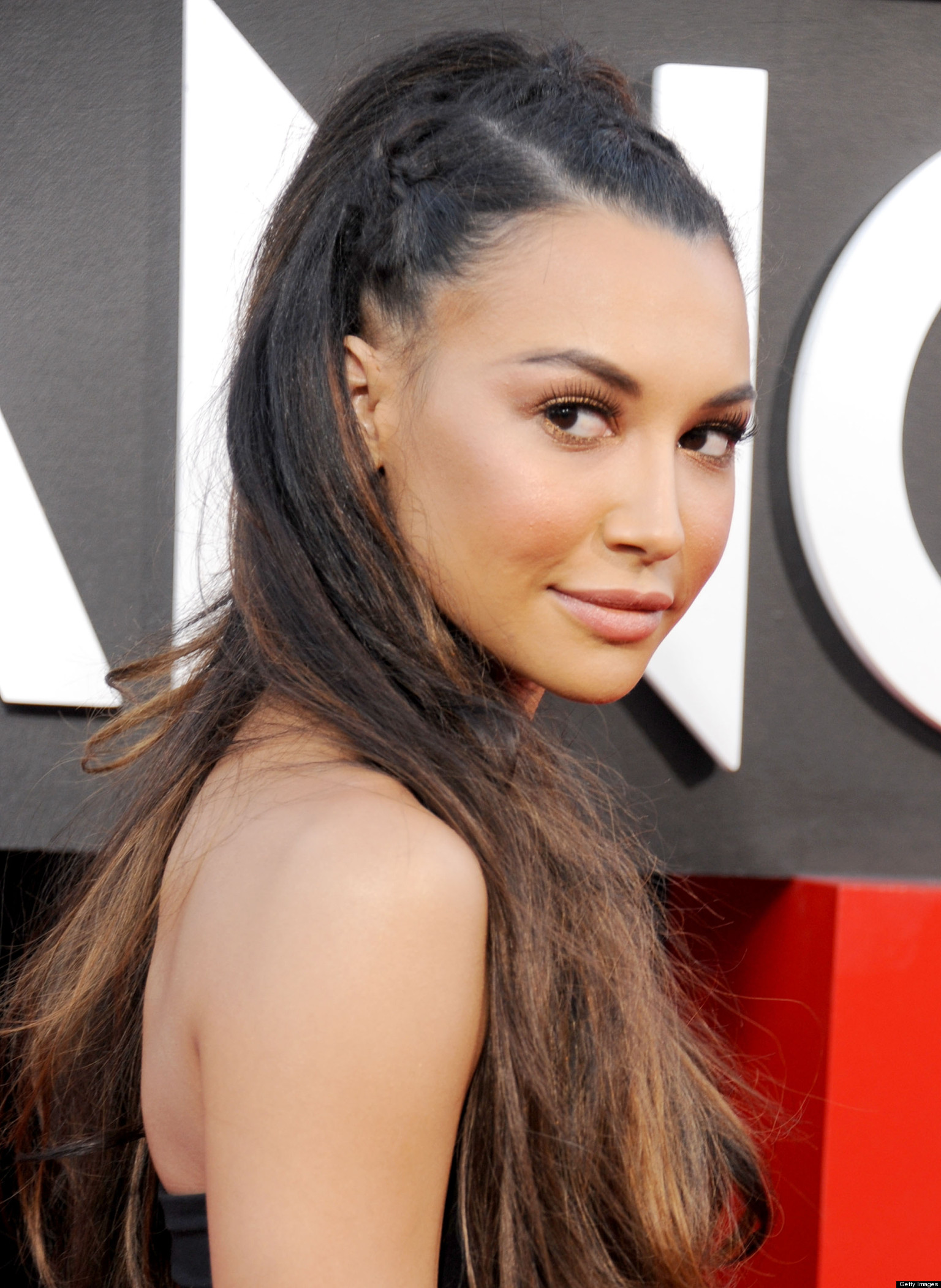 Naya Rivera Rocks Crop Top Flaunts Taut Abs At The