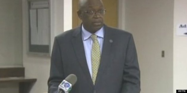 Elizabeth City State University Chancellor Willie Gilchrist announced Friday that he will resign from his post. His resignation comes as the university is being scrutinized for alleged failures to investigate and report campus crime incidents. (Image via WITN)