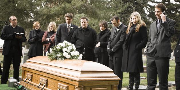 Humanist Funerals Thrive In Post-Catholic Ireland
