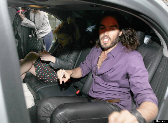 sheridan smith russell brand
