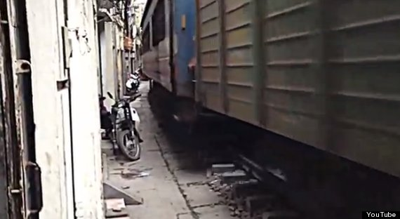vietnam train hanoi