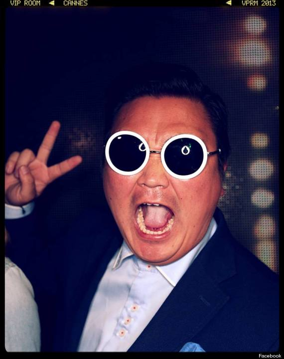 psy cannes