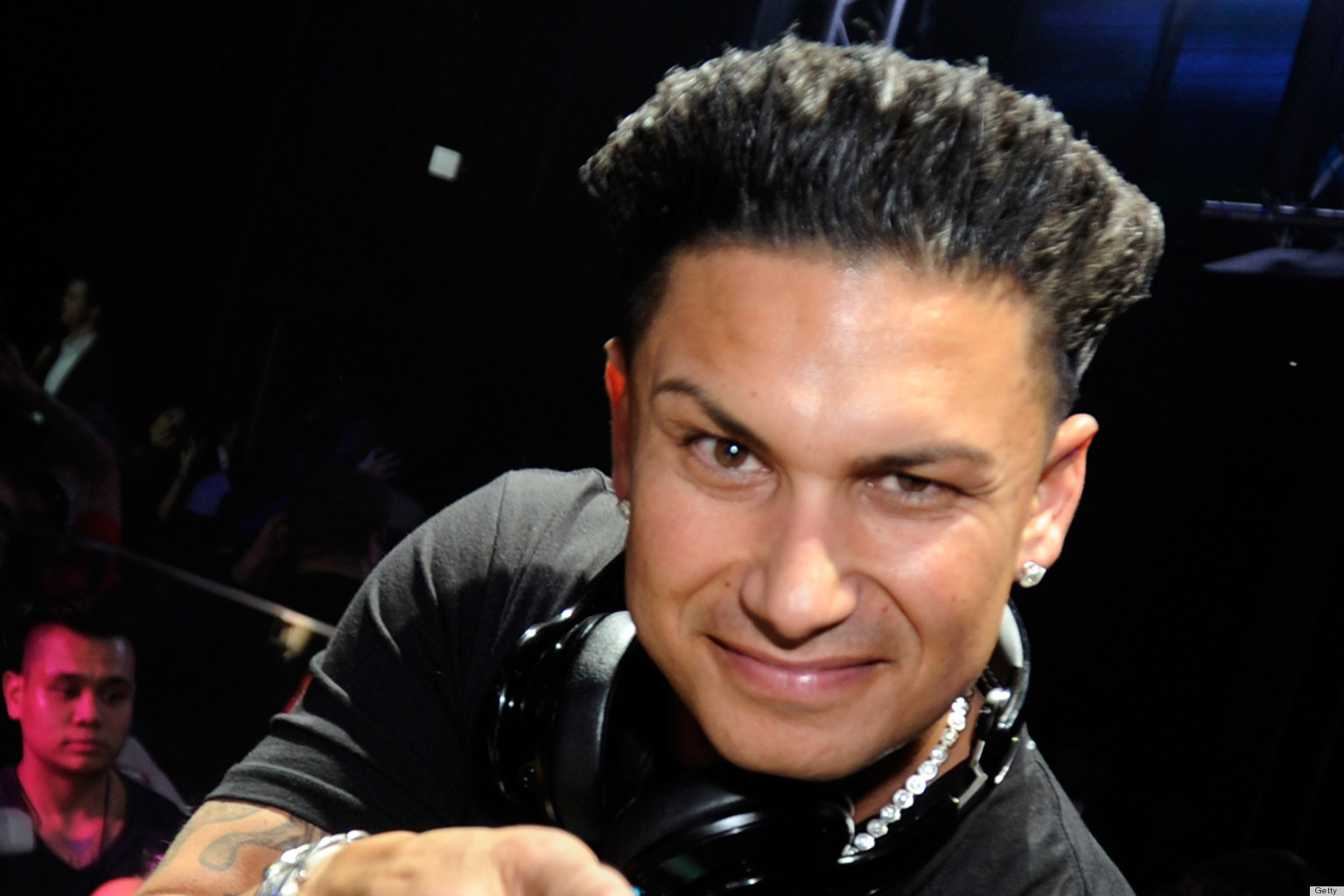 Pauly D New Hair Totally Transforms Jersey Shore Star PHOTOS