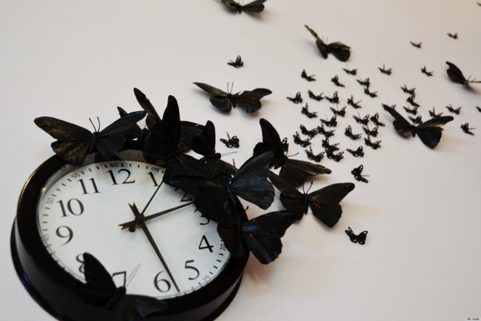 Бабочки в интерьере своими руками мастер класс