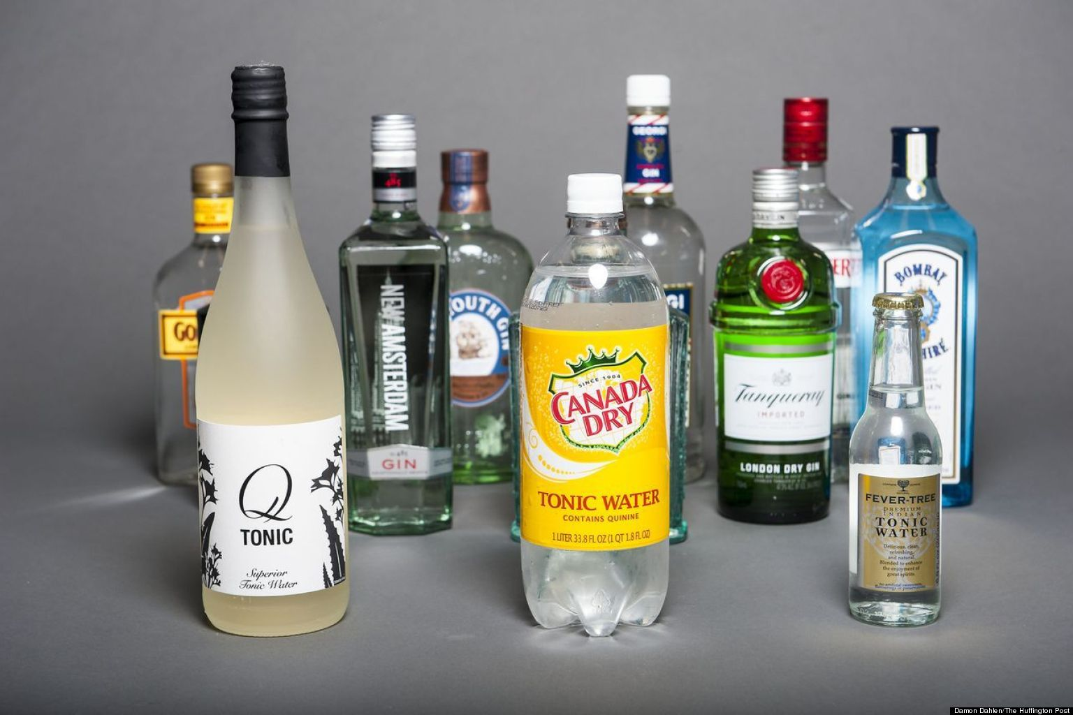 Gin And Tonic Taste Test Do Expensive Brands Make A Difference Huffpost
