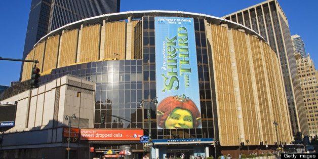 Madison Square Garden Limited To 15 Year Permit In Department Of City  Planning Decision