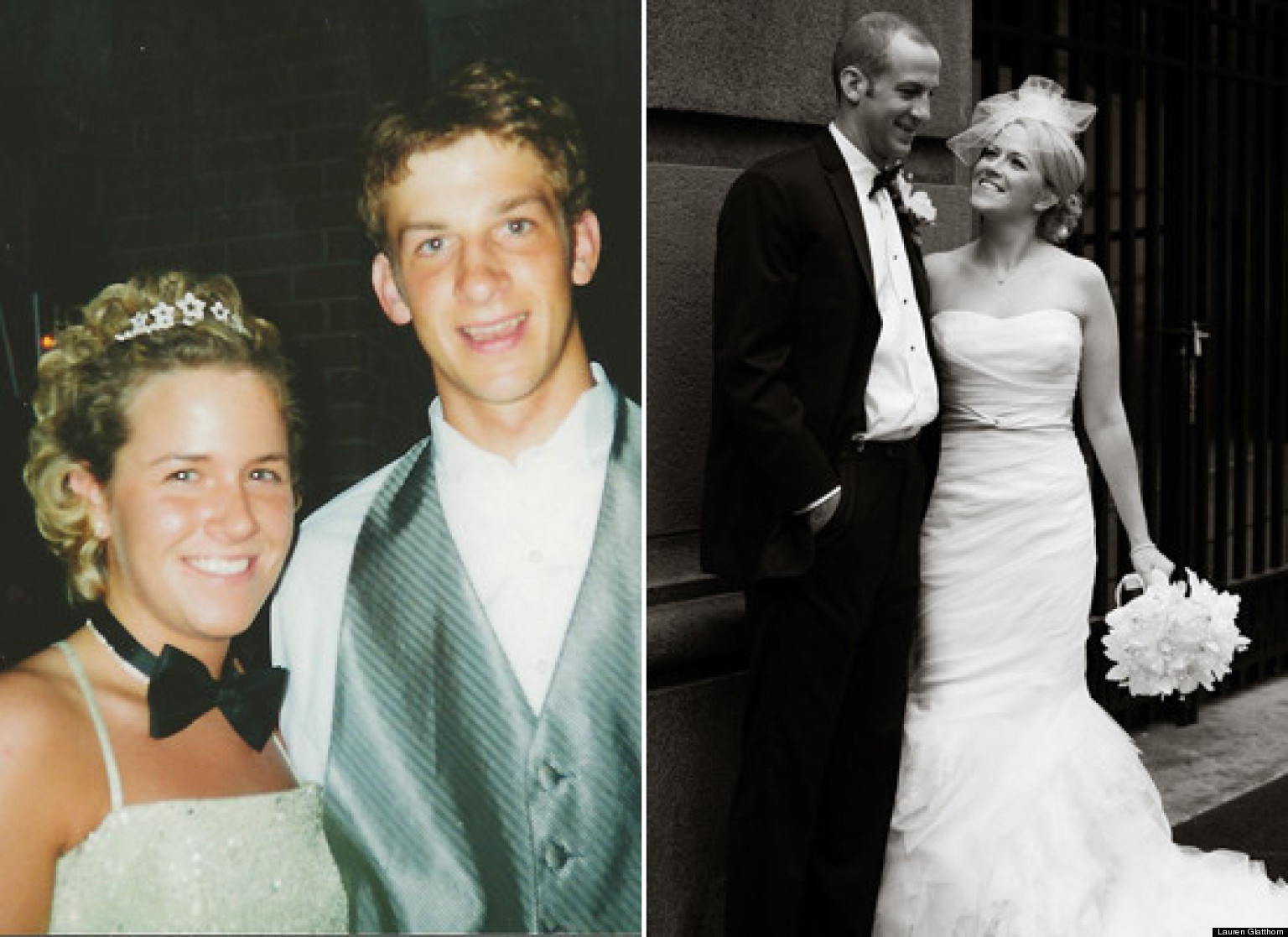 High School Sweethearts Readers Share Then And Now Photos Huffpost