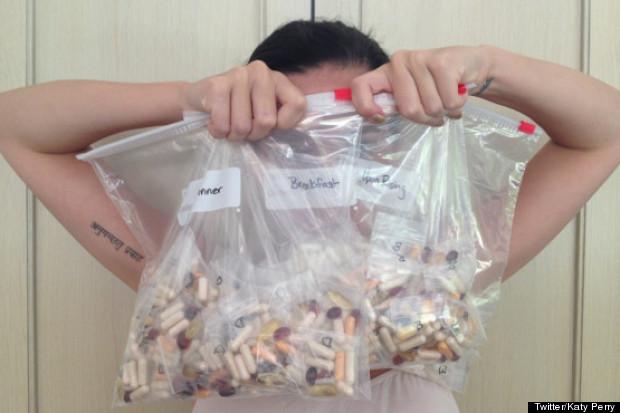 katy perry pills
