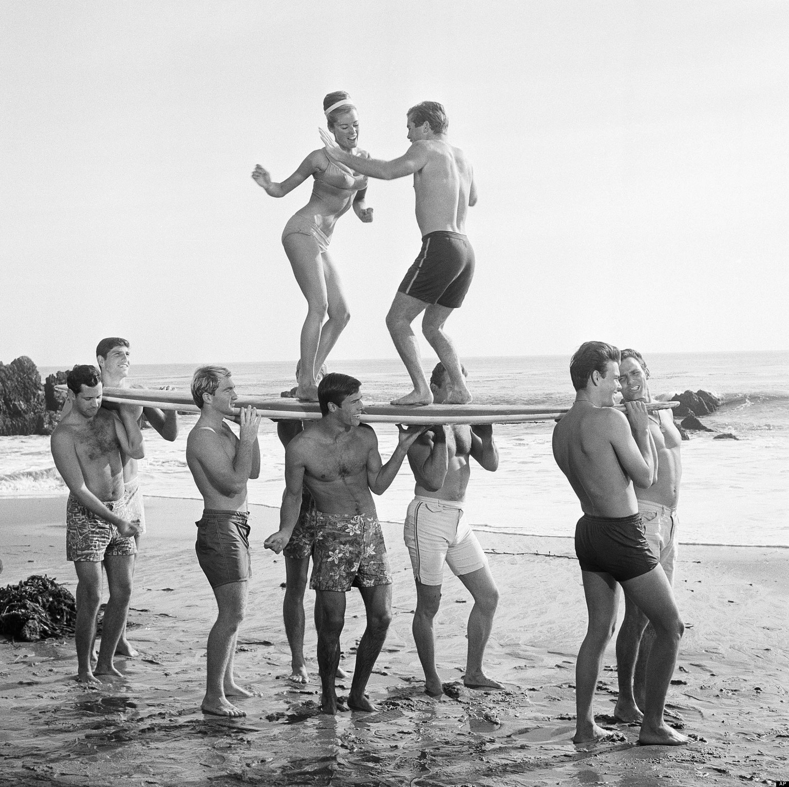 1960s Surf Trips Down South: Surf Music Evolution: From The Beach Boys To Punk