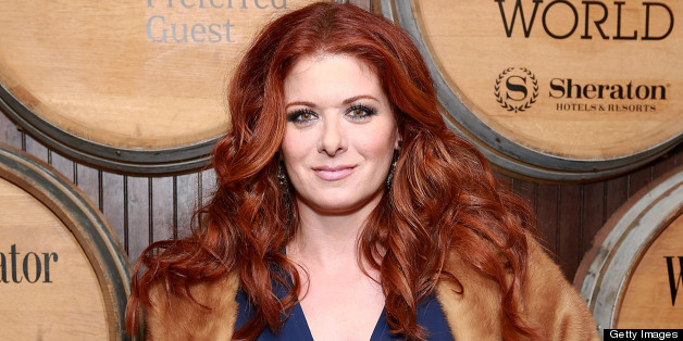 Debra Messing: I Didn't Want To Be A 'F** Hag' On 'Will And Grace'