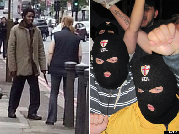 woolwich attack edl