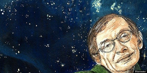 Stephen Hawking Comic Book Gives Physicist Superhero