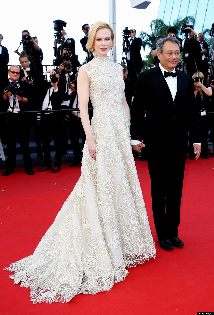 Nicole Kidman\'s Cannes 2013 Dress Was Supposed To Be Anne Hathaway\'s ...