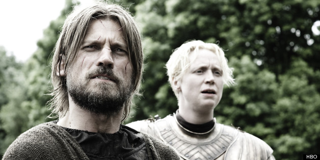Will Jaime And Brienne Have A 'Game Of Thrones' Romance? Gwendoline Christie Weighs In
