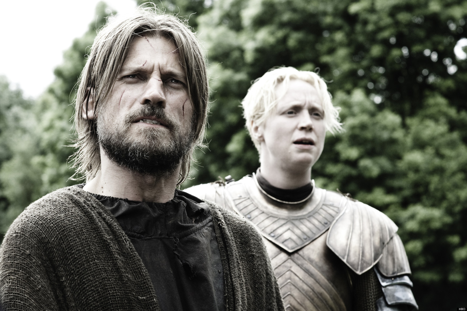 Will Jaime And Brienne Have A 'Game Of Thrones' Romance ...