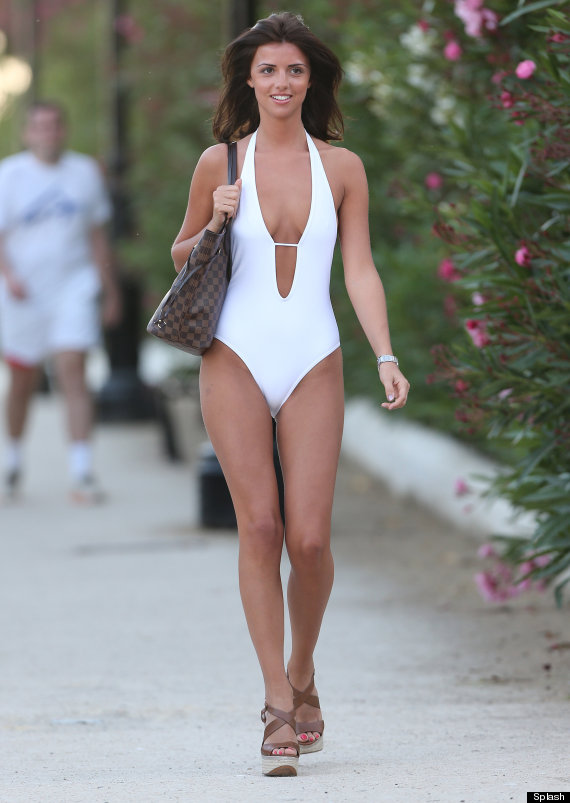 Image result for LUCY MECKLENBURGH