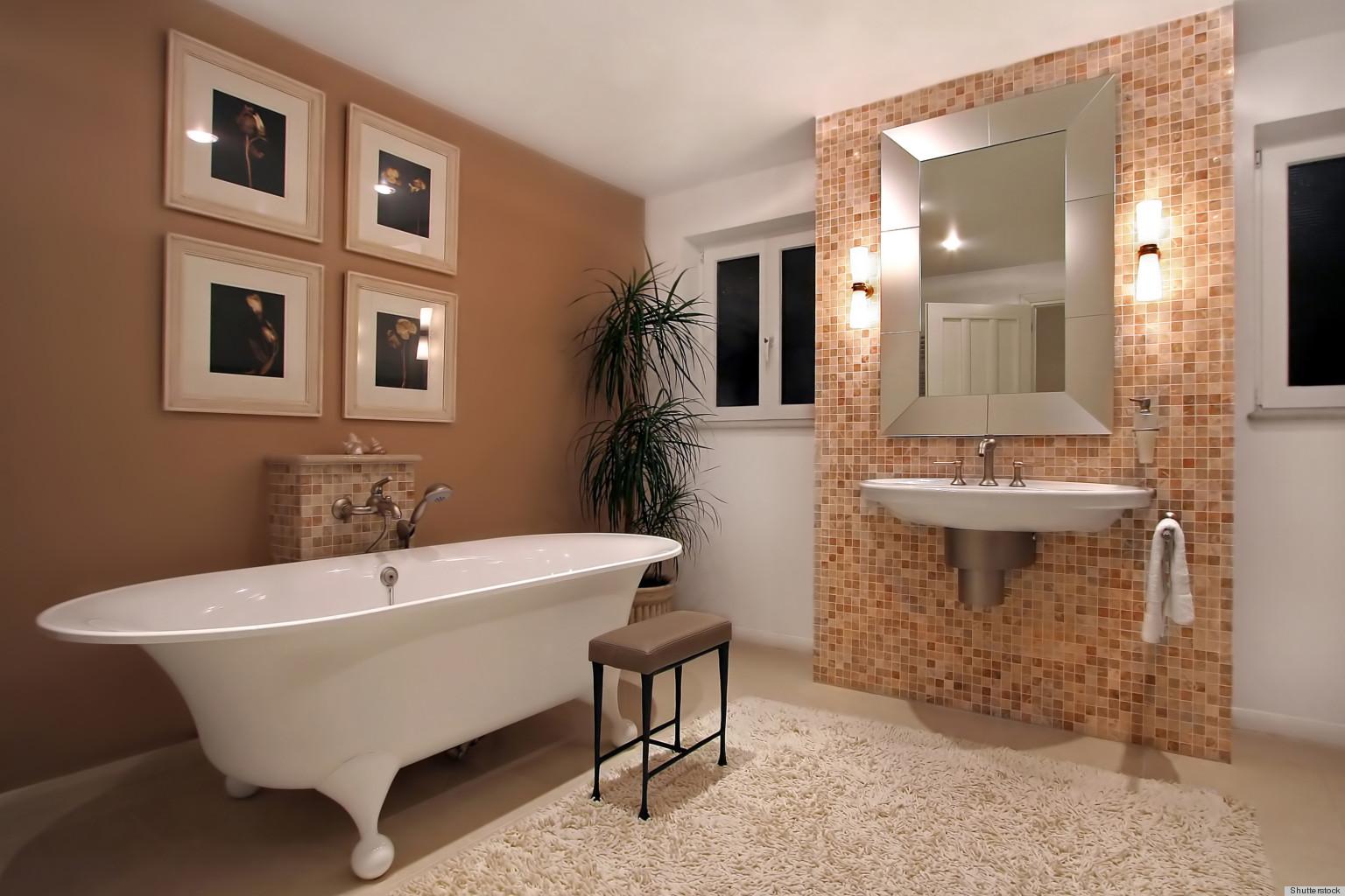 Preventing Bathroom Mildew Has Seriously Never Been Easier PHOTOS - How to stop mildew in bathroom