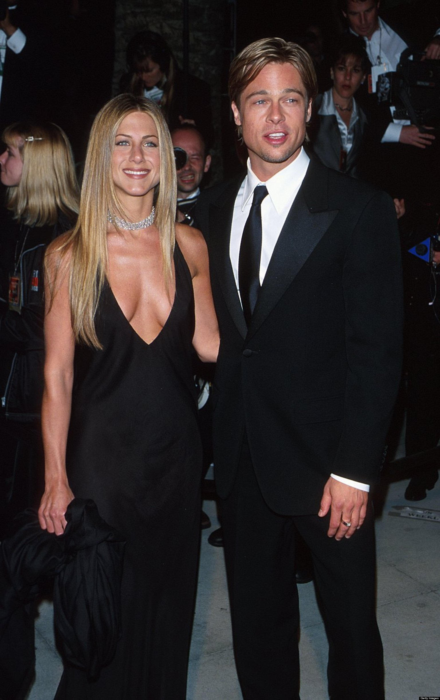 Brad pitt jennifer aniston rencontre friends. La datation.