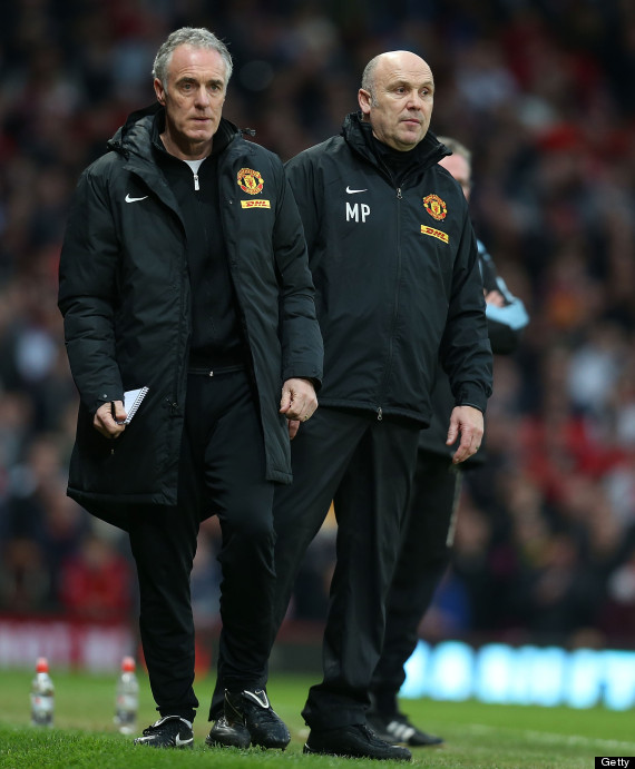 mike phelan eric steele