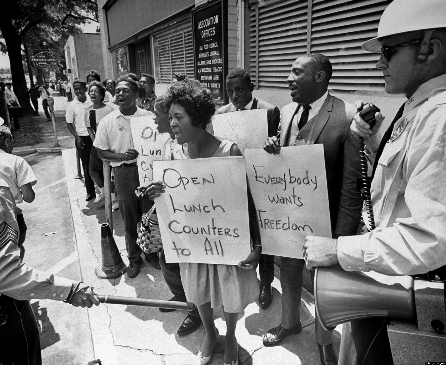 the civil rights movement birmingham 1963