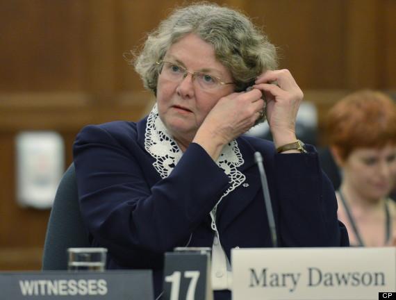 mary dawson wright