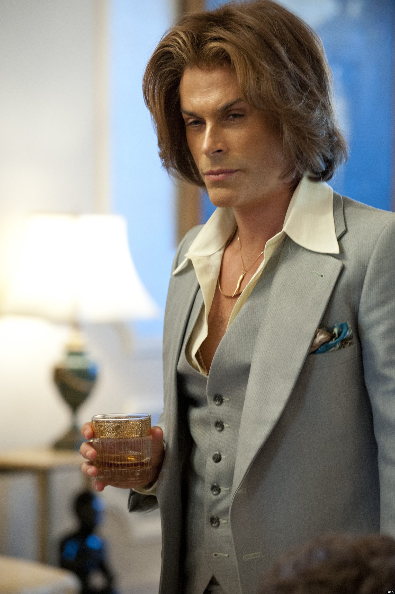 Behind the candelabra rob lowe on his characters crazy face and behind the candelabra rob lowe on his characters crazy face and fear it would end his career huffpost aloadofball Choice Image