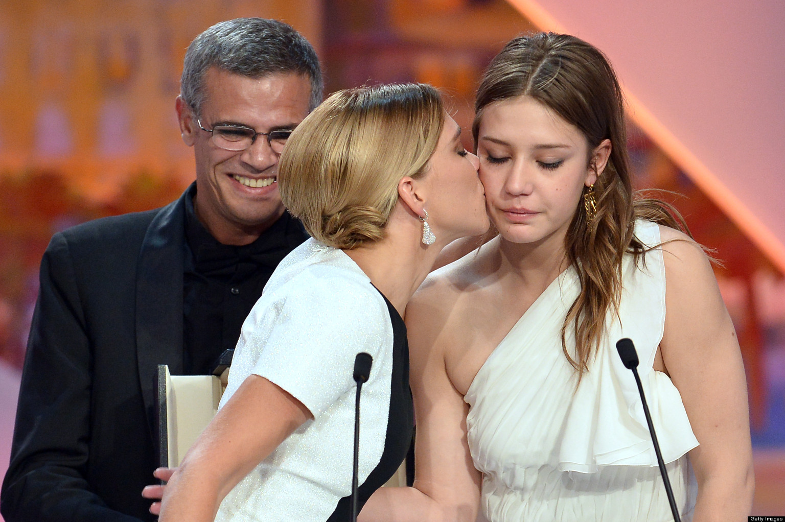 Blue Is The Warmest Color\' & Cannes: Film Wins Palme d\'Or Award ...