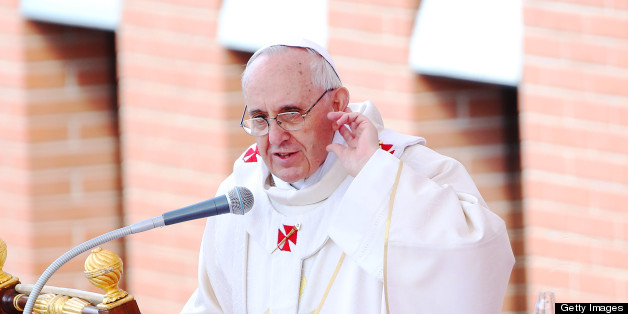 The Pope said last week that atheists could still be redeemed