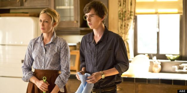 Get Ready For More Family Members To Move In For 'Bates Motel' Season 2