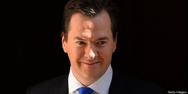 Seven government departments have agreed to spending cuts, George Osborne says