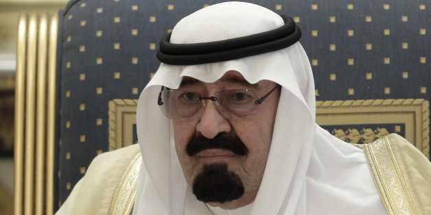 Is King Abdullah clinically dead?