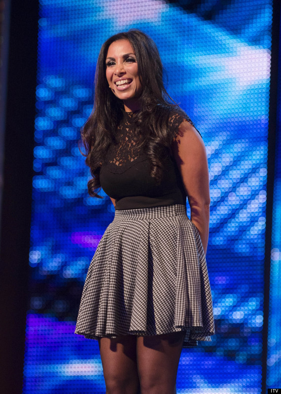francine lewis britains got talent