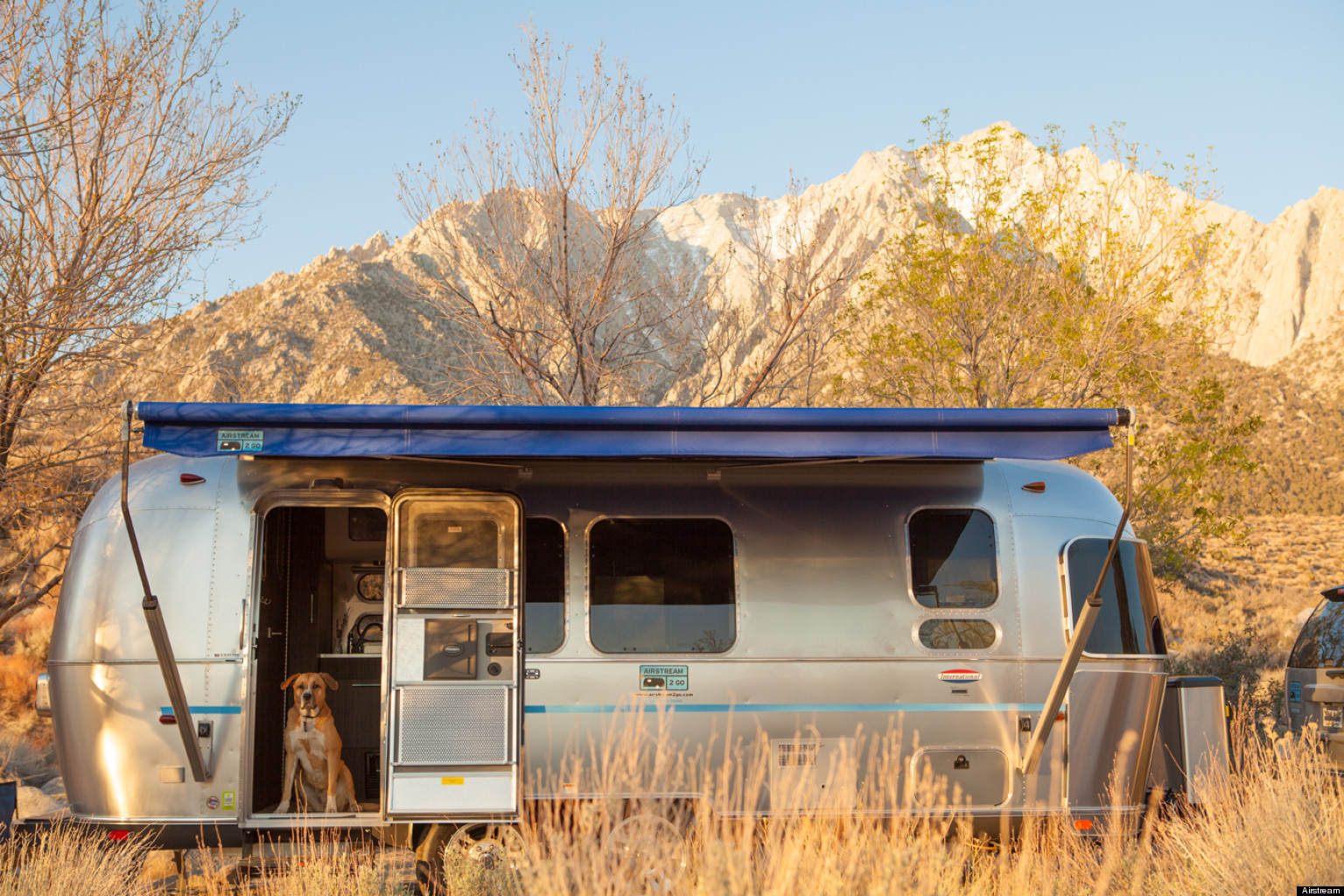 National Rent To Own Com: Airstream 2 Go Offers RV Rentals In Lovely Trailers