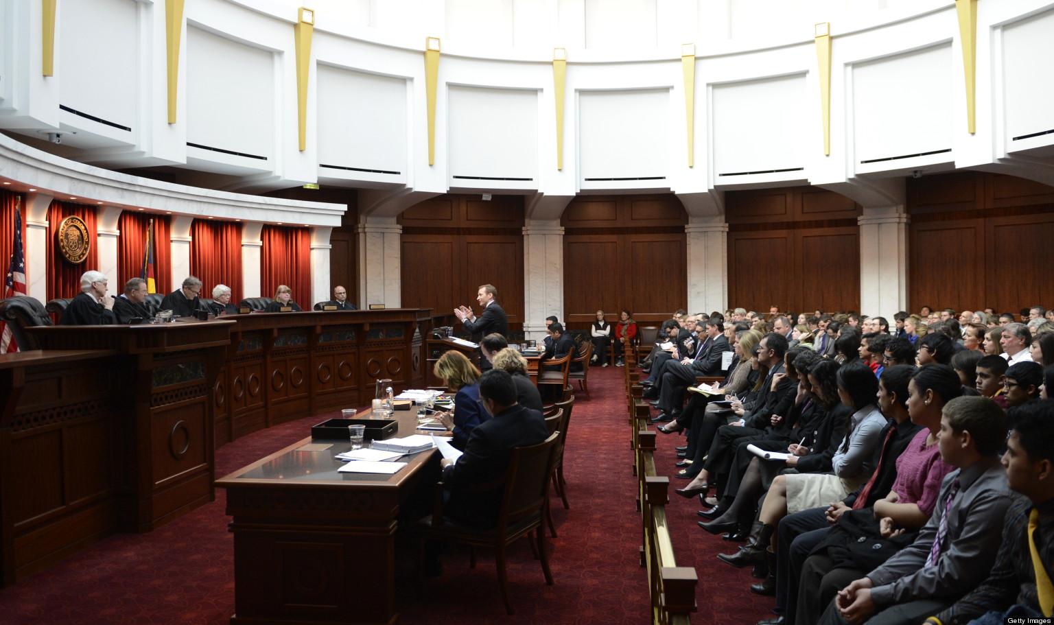 supreme court paper