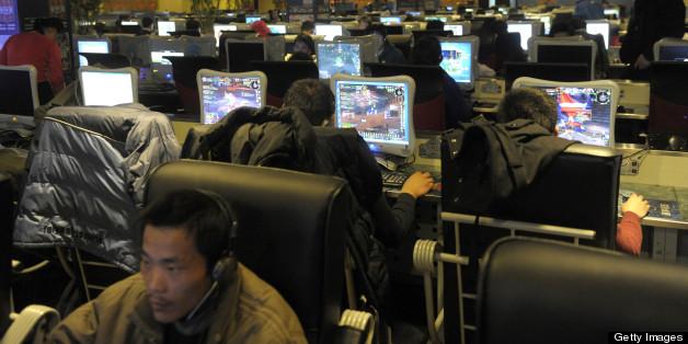 Chinese Internet Cafe Customers Surf Anonymously Using Fake Barack Obama ID