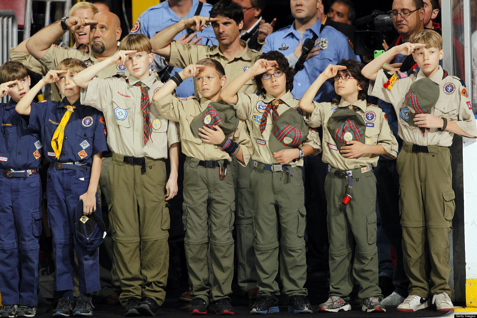 boy scouts banned by alabama pastor greg walker after gay youth  boy scouts banned by alabama pastor greg walker after gay youth policy lifted nationwide huffpost