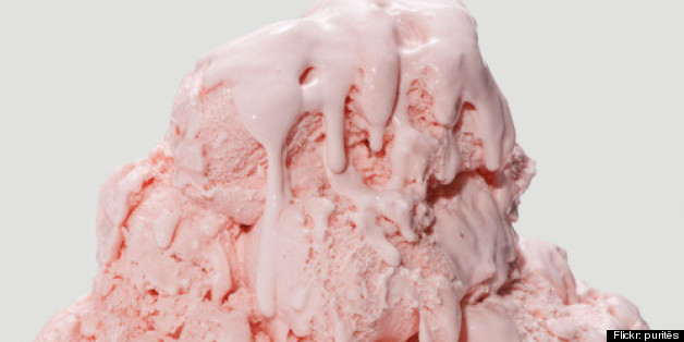 Melted Ice Cream Sauce: Turn That Frown Upside Down | HuffPost