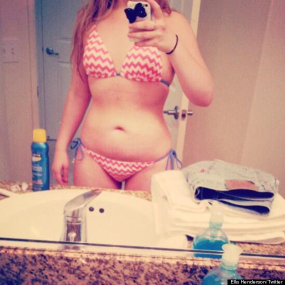ella henderson weight loss