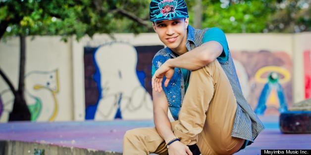 Prince Royce As A Teenager