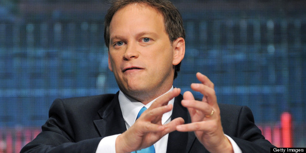 Shapps has been caught using false statistics
