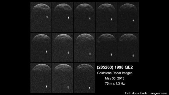 asteroid qe2