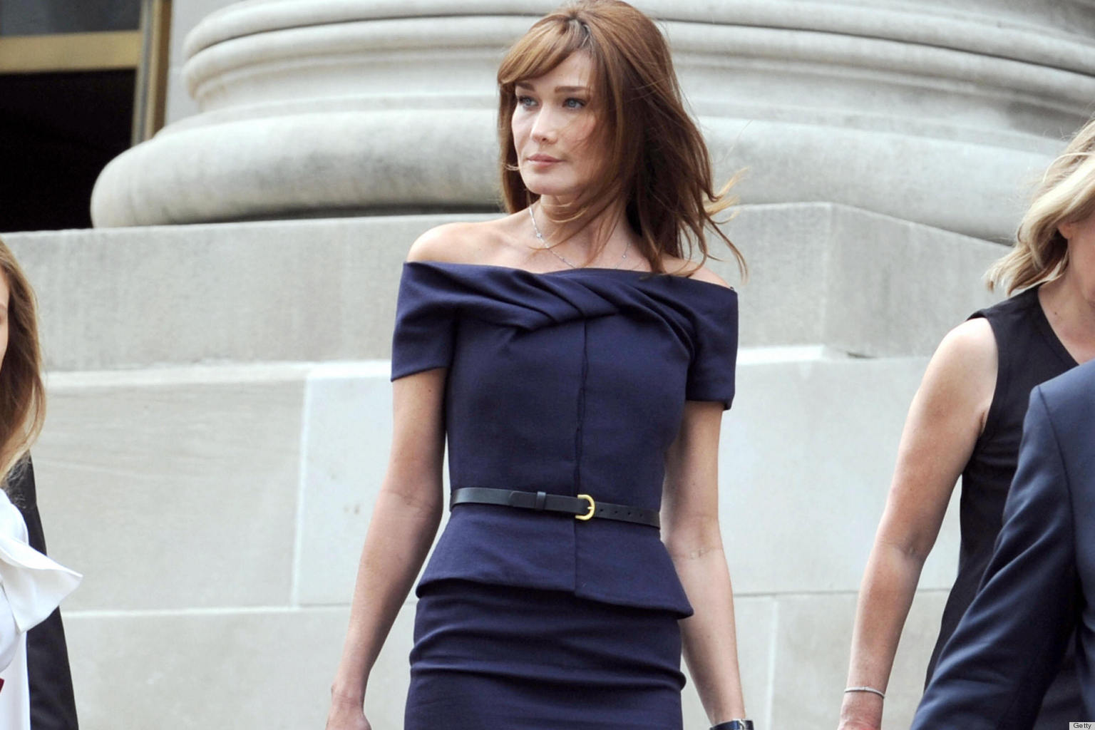 Carla bruni first lady dressing was actually a pleasure photos huffpost